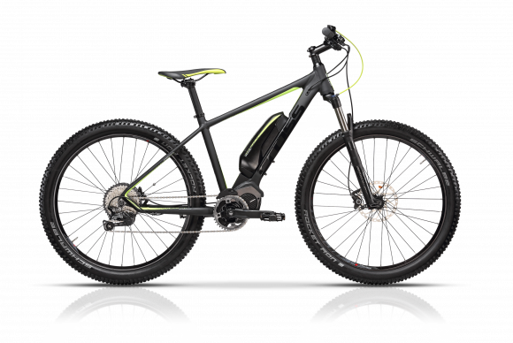 Bicicleta CROSS Element - 27.5'' Plus E-MTB - 440mm