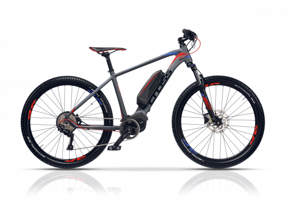 Bicicleta CROSS Quantum - 29'' E-MTB - 510mm