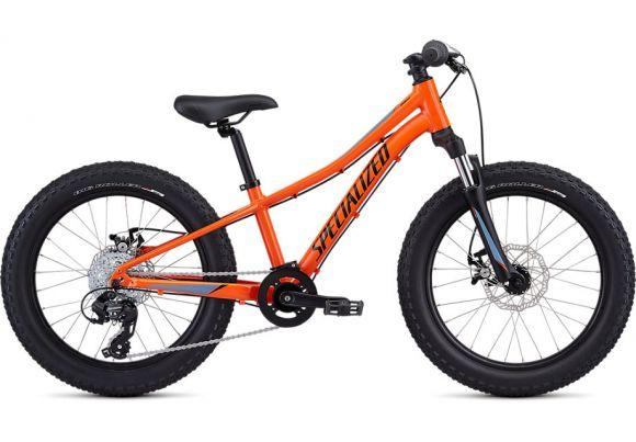Bicicleta SPECIALIZED Riprock 20 - Moto Orange/Charcoal/Storm Grey-Cool Grey Fade 9