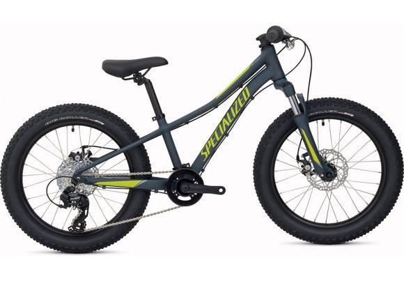 Bicicleta SPECIALIZED Riprock 20 - Carbon Grey/Hyper/Cool Grey Grey 9