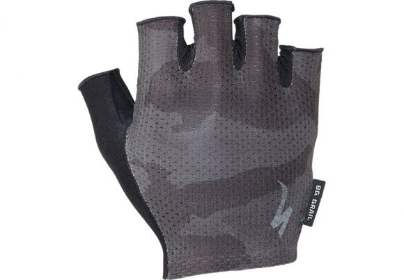 Manusi SPECIALIZED Body Geometry Grail - Black/Charcoal Camo M