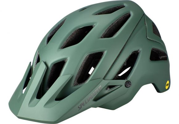Casca SPECIALIZED Ambush MIPS with ANGi - Sage Green L