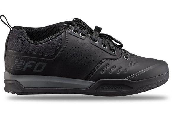 Pantofi ciclism SPECIALIZED 2FO Clip 2.0 Mtb - Black 46
