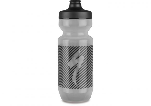 Bidon SPECIALIZED Purist WaterGate 22oz - Translucent S-Logo