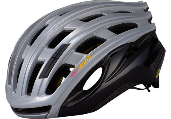 Casca SPECIALIZED Propero 3 Angi Mips - Cool Grey/Acid Pink/Golden Yellow M