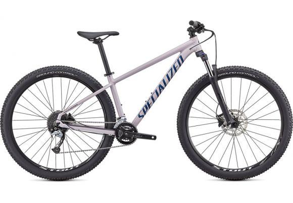 Bicicleta SPECIALIZED Rockhopper Comp 27.5 2x - Gloss Clay/Satin Cast Blue Metallic S