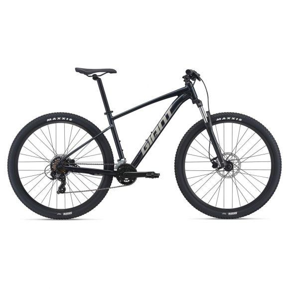 Bicicleta Giant Talon 3 Negru Metalic 2021 - 29''(M)