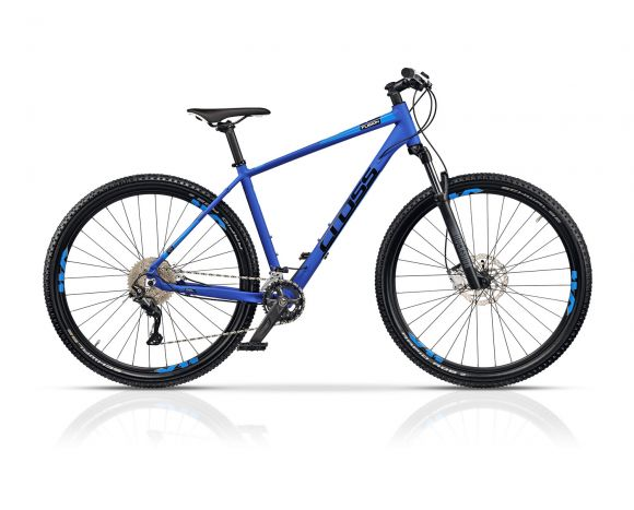 Bicicleta CROSS Fusion 10 - 29'' Mtb - 540mm