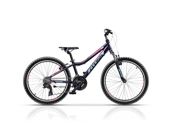 Bicicleta CROSS Speedster girl - 24'' junior - 300mm