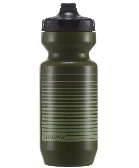 Bidon SPECIALIZED Purist Fixy 22oz - Linear Stripe Moss Green