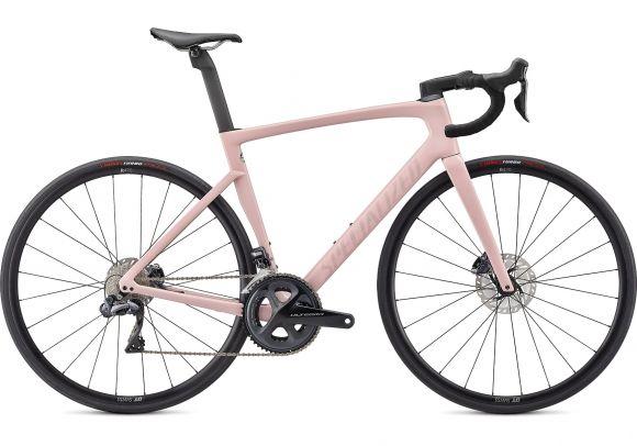 Bicicleta SPECIALIZED Tarmac SL7 Expert Ultegra Di2 - Blush/Abalone 58